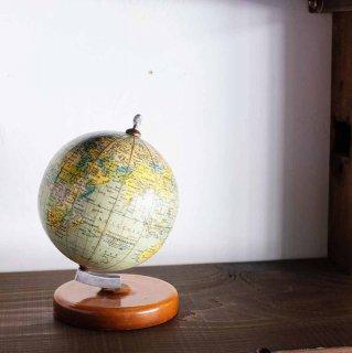 年代物の地球儀/ドイツ