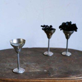 アルパカ製のグラス(ラッパ)/ハンガリー