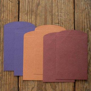 ぺロンチョベロの紙袋/赤紫MIX