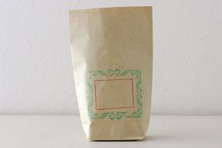 DDR時代のデッドストック紙袋 赤い枠