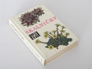 チェコの植物図鑑「SKALNICKY」