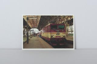 ポストカード 鉄道