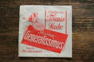デッドストックのグラシン紙の袋/ガット