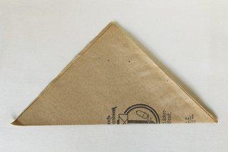三角アジ紙袋(どんぐり)/DDR
