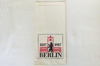 アジ紙袋(BERLIN クマ)/DDR