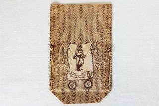 アジ紙袋(木株模様)/チェコ