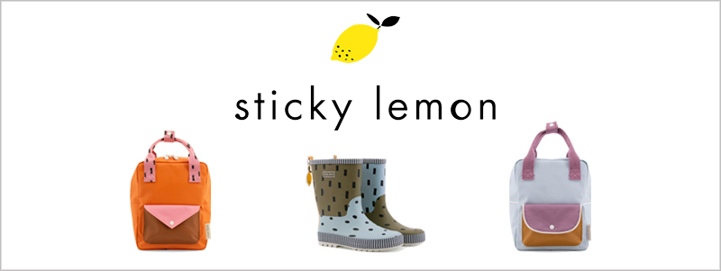 sticky lemon