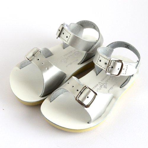 Salt Water Sandals/ソルトウォーターサンダル/サーファー/シルバー