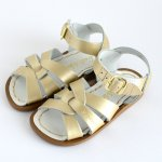 <img class='new_mark_img1' src='https://img.shop-pro.jp/img/new/icons47.gif' style='border:none;display:inline;margin:0px;padding:0px;width:auto;' />Salt Water Sandals/ソルトウォーターサンダル/オリジナル/ゴールド