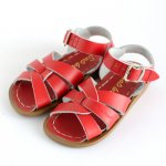 <img class='new_mark_img1' src='https://img.shop-pro.jp/img/new/icons47.gif' style='border:none;display:inline;margin:0px;padding:0px;width:auto;' />Salt Water Sandals/ソルトウォーターサンダル/オリジナル/レッド