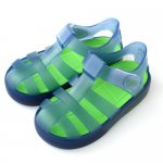 <img class='new_mark_img1' src='https://img.shop-pro.jp/img/new/icons47.gif' style='border:none;display:inline;margin:0px;padding:0px;width:auto;' />igor star sandal / NAVY イゴール サンダル/ネイビー 12.5cm~16cm 2016 model