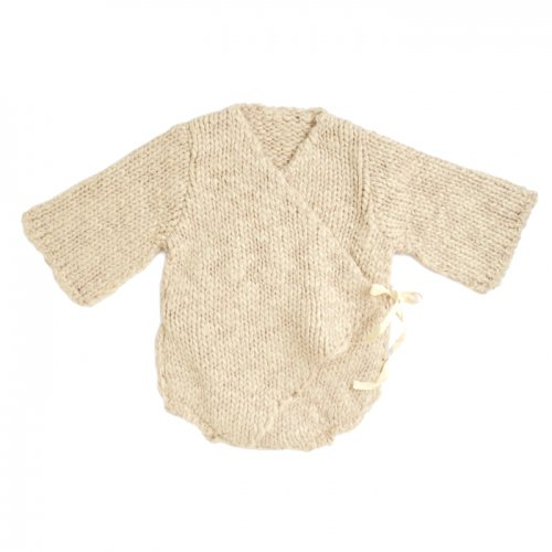 Little Creative Factory リトルクリエイティブファクトリー/Baby Sam's Body Chunky Knit/One Size
