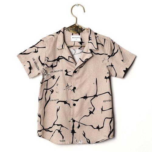 WOLF&RITA ウルフアンドリタ BRUNO Shirts -THIS IS NOW