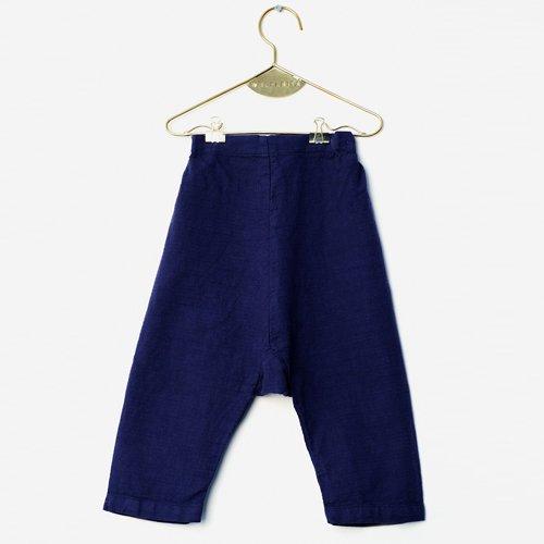 WOLF&RITA ウルフアンドリタ ALVARO Trousers - BLUE