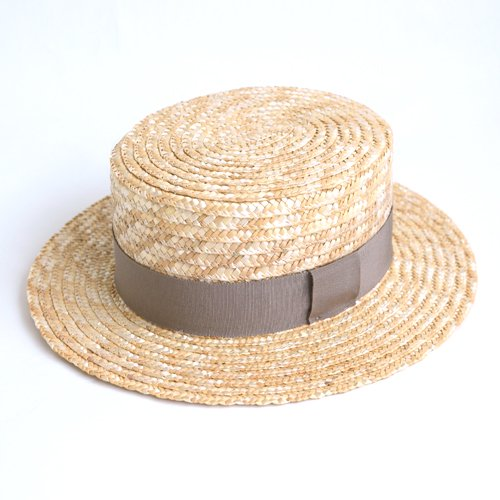 Willy's  ウィリーズ  Canotier Hat Kid...