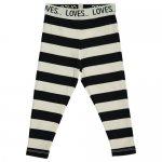 BEAU LOVES ビューラブズ Baby Slim Pants / Off White / Stripes
