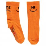 BEAU LOVES ビューラブズ Ankle Socks / Orange / Hi/Bye