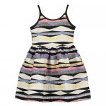 BEAU LOVES Bee Jacquard Strap Dress - Various