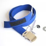 GRIS グリ GRIS Belt - Royal Blue