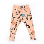 POPUPSHOP. / ポップアップショップ/ BABY LEGGINGS - AOP NUDE ROSE FLOWER
