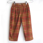 EAST END HIGHLANDERS Lounge Pants - Green/Red