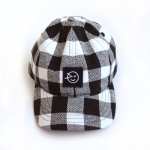 wynken ウィンケン WYNKEN BADGE CAP - CHECK