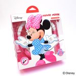 Onanoff BUDDY PHONES Disney ヘッドフォン(Minnie)