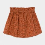 BOBO CHOSES ボボショーズ All Over Leopard Flared Skirt