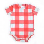 BEAU LOVES ビューラブズ Baby Body - Red, Gingham, Sky Blue