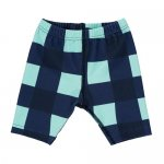 BEAU LOVES ビューラブズ Baby Swim Cycle Pants Navy - Gingham, Pale Green, Hero Mask