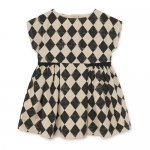 <img class='new_mark_img1' src='https://img.shop-pro.jp/img/new/icons24.gif' style='border:none;display:inline;margin:0px;padding:0px;width:auto;' />【SALE】Little Creative Factory - Baby Diamond Dress