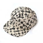 GRIS グリ Jet Cap - Light Beige x Gray