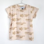 arkakama Viscose S/S Tee - Over There