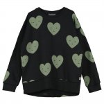 BEAU LOVES ビューラブズ Relaxed Fit Sweater - Black