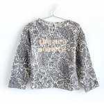 【the new society】【2020秋冬】 PARIS SWEATER - PAISLEY