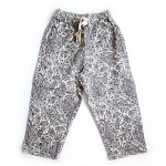 【the new society】【2020秋冬】 PARIS PANTS - PAISLEY