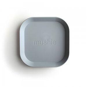 MUSHIE - Square Dinnerware Plates - (Cloud) 2枚セット