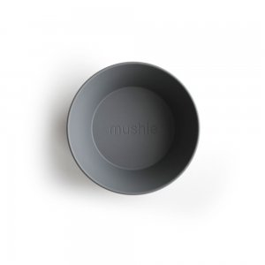 MUSHIE - Round Dinnerware Bowl - (Smoke) 2枚セット