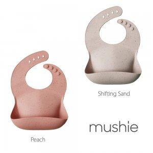 MUSHIE - Silicone Bib - Terazzo