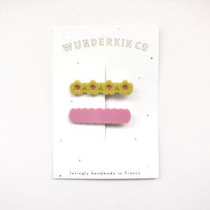 Wunderkin Co.  CLIP 2color SET (E)