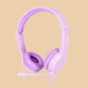 [Onanoff] BUDDY PHONES Galaxy ヘッドフォン Purple