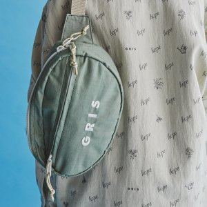 GRIS Waist Pouch - Army Green