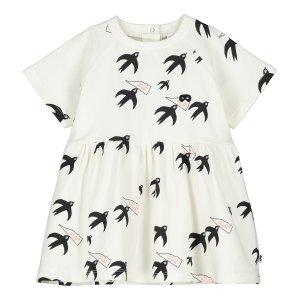 【BEAU LOVES】Natural Birds Baby Dress