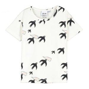 【BEAU LOVES】Natural Birds Baby T-Shirt