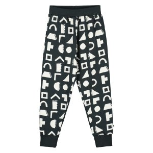 <img class='new_mark_img1' src='https://img.shop-pro.jp/img/new/icons24.gif' style='border:none;display:inline;margin:0px;padding:0px;width:auto;' />【BEAU LOVES】Black Positive Thoughts Lightweight Sweat Pants