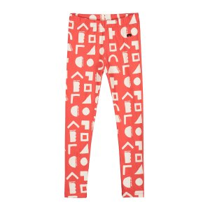<img class='new_mark_img1' src='https://img.shop-pro.jp/img/new/icons24.gif' style='border:none;display:inline;margin:0px;padding:0px;width:auto;' />【BEAU LOVES】Red Positive Thoughts Leggings