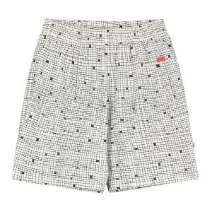 <img class='new_mark_img1' src='https://img.shop-pro.jp/img/new/icons24.gif' style='border:none;display:inline;margin:0px;padding:0px;width:auto;' />【BEAU LOVES】Natural Grid Shorts