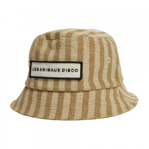 【wynken】 Disco Bucket Hat - Lion Stripe