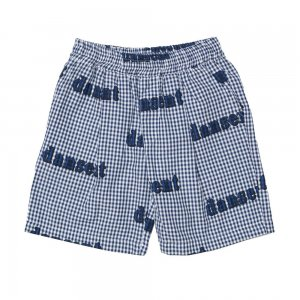 【wynken】Savannah Short - Blue Gingham