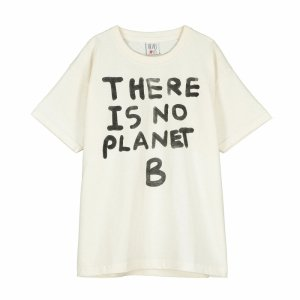 <img class='new_mark_img1' src='https://img.shop-pro.jp/img/new/icons24.gif' style='border:none;display:inline;margin:0px;padding:0px;width:auto;' />【BEAU LOVES】Natural No Planet B T-Shirt